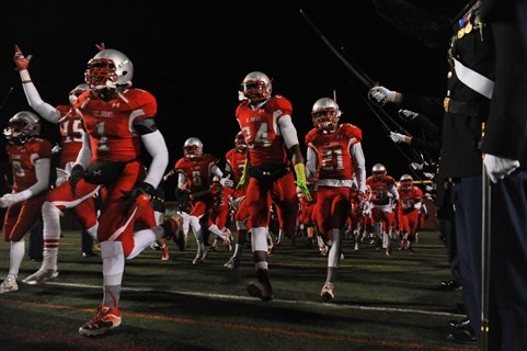 St. John's vs Gonzaga: One of the nations oldest Catholic high school football rivalry continues